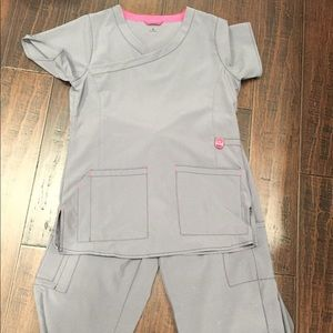 Pants - Carhartt scrub set size small